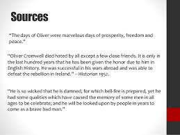 cromwell hero or villain  5
