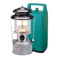 Premium Dual Fuel Lantern With Hard Carry Case Coleman