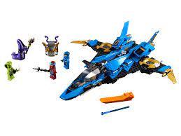 Jay's Storm Fighter 70668 | NINJAGO® | Buy online at the Official LEGO®  Shop DE