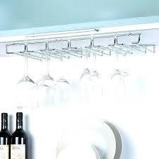 ikea wine glass rack hanging wine glass rack wine glass hanger shelf hanging wine glass rack