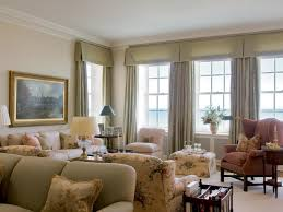 Fascinating Living Room With Silk Window Treatments The Large Image Of On  Ideas Gallery Windows ...