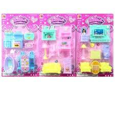 Miniature Dollhouse Furniture Set Mother Garden Children Kitchen