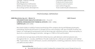 Resume Summary Samples Amazing Resume Summary Examples For General Manager And Summary For Resumes