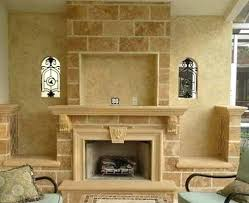 outdoor fireplace ideas with tv corner fireplaces with stone and recessed above fireplaces with s above