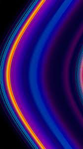 2160x3840 Colorful 8K Neon Lines Sony ...