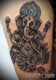 Photo Tattoo Ganesh 27012019 190 Example Of Tattoo Ganesh