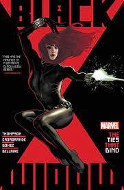 Black Widow by Kelly Thompson Vol. 1: The Ties That Bind : Thompson, Kelly,  Casagrande, Elena: Amazon.de: Bücher