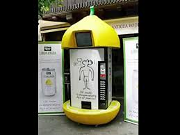 Lemonade Vending Machine Cool This Vending Machine Drops Prices When Temperatures Rise Business