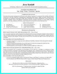 Free Construction Resume Templates Free Construction Management Resume Templates Foreman Template 9