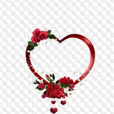 heart frame png image