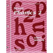 Phonics worksheets by level, preschool reading worksheets, kindergarten reading worksheets, 1st grade reading worksheets, 2nd grade reading you will find our phonics worksheets for teaching preschoolers and kindergartners. Workbook Set First Edition Saxon Phonics 2 Simmons 9780939798735 Amazon Com Books