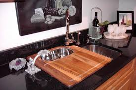 kitchen sink cutting board insert ideas