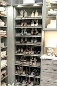 slanted shoe shelves slanted shoe rack slanted shoe shelves built in shoe shelves closets of slanted