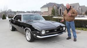 All Chevy all chevy muscle cars : 1968 Chevy Camaro Classic Muscle Car for Sale in MI Vanguard Motor ...