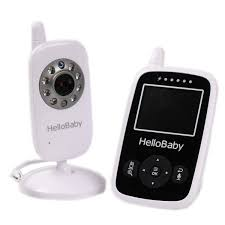 hellobaby wireless baby monitor