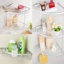 Plastic Corner Shower Shelves 100 Tier Aluminum Bathroom Corner Shower Shelf Rack Organiser Caddy 66