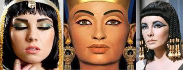ancient egyptians makeup