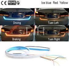 OKEEN Car <b>LED</b> trunk Strip light Rear Tail Light <b>Dynamic</b> Streamer ...