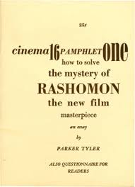 search results for ese cinema how to solve the mystery of rashomon original pamphlet akira kurosawa parker