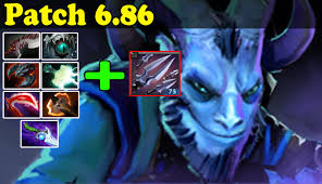 dota 2 patch 6 86 testing the riki s ultimate witch some items