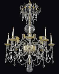 57 most hunky dory an unusual georgian twelve light spanish cut glass chandelier in cute