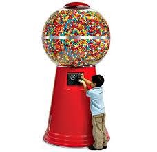 Ball Vending Machine Extraordinary Giant Super Ball Vending Machine At Tokyo International Gift Show