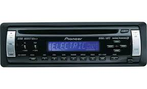 pioneer deh 2800mp cd receiver with mp3 wma playback at Pioneer Wma Mp3 Wiring Diagram pioneer deh 2800mp front Pioneer WMA MP3 Manual