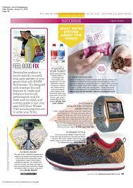 Good Housekeeping Advertising Good Housekeeping Magazine January 2018 Sarah Graham Food