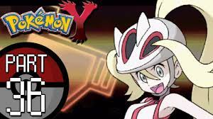 Pokemon X and Y - Part 36: Shalour City Gym | Leader Korrina And The Rumble  Badge! - YouTube