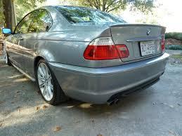 Coupe Series 2004 bmw 330ci m package : 2004 BMW 330Ci ZHP Coupe A/T - Grey/Alcantara 109K miles - Georgia ...