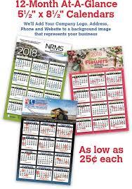 Custom Photo Calender 12 Month Promotional Calendar
