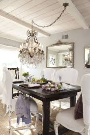 inspiration dining room chandelier height
