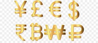 Currency Symbol Money Clip Art Currency Symbols Transparent Clip