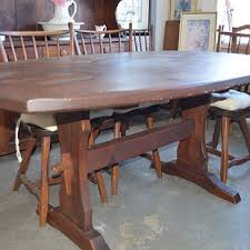 Country Kitchen Table and Hutch