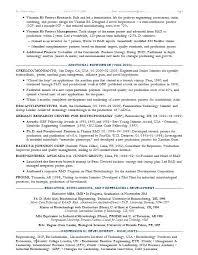 Biotech Resume Examples Resume Sample Biotech Biotechnology Resumes For Freshers Socialum Co