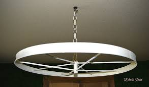 how to make a diy paper chandelier home decor interior design diy chandelier