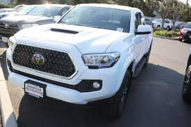New 2018 Toyota Tacoma TRD Sport Access Cab in San Jose #T180997 ...