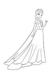 Anna Und Elsa Bilder Zum Ausmalen Und Ausdrucken Kostenlos
