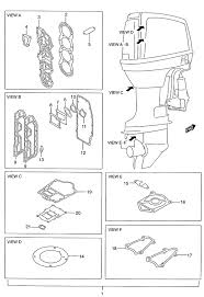 suzuki outboard parts dt 140 parts listings browns point Suzuki DT40 Outboard Parts Diagrams at Suzuki Dt140 Outboard Wiring Diagram