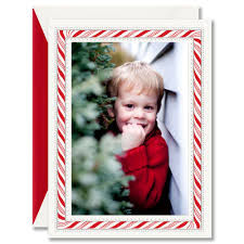 Candy Boxed Christmas Photo Mount Cards
