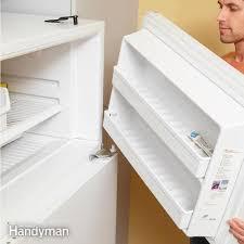 swap your refrigerator door handles in minutes
