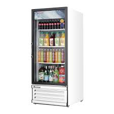 everest emgr10 24 single swing glass door refrigerator