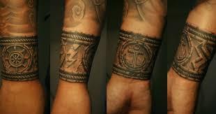 Tetování Na žíly Na Mužské Ruce Tattoo Náramky Hodnota Nejlepší
