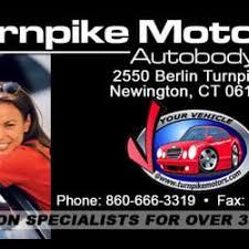 photo of turnpike motors auto body newington ct united states