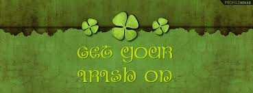 Free Saint Patrick's Day Facebook Covers for Timeline, Cool Saint ...