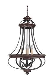 jeremiah lighting 38736 agtb aged bronze textured black stafford 6 light candle style chandelier 23 inches wide lightingdirect com