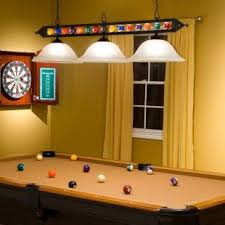pool table lighting ideas. I Like These Pool Table Lights. Think They\u0027re Perfect For The Décor Lighting Ideas H
