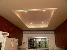 concealed lighting ideas. when the old fixtures come down recessed lights in and crown molding around concealed lighting ideas s