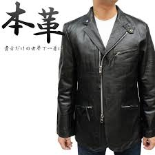 men s leather jacket double zip tailored collar jacket 7078w zip jacket stand collar jacket leather jacket real leather skin jacket water buffalo tailor