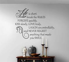 art quote wall art modern decoration wall art quotes life is with wall art stickers quotes on wall art stickers quotes australia with quotes for wall decoration blogtipsworld